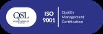 ISO QSL Cert ISO 9001